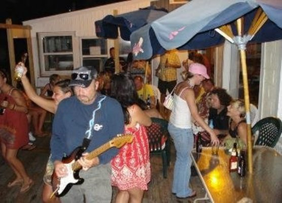 Sandbridge Island Restaurant Deck Party